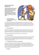 Tom Bennett's Top Ten Behaviour Tips