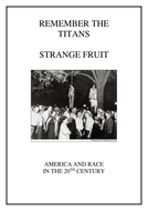 Strange Fruit and Remember the Titans booklet.doc