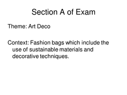 Preparatory  Material for Textiles Exam 2011.ppt