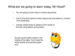 Working out the formula for triangular numbers by paul.hood ...