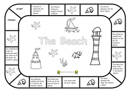Y2 SEASIDE 1/2 Term Plan + Lessons + Resources by