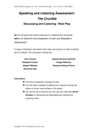 9.2 Speaking and Listening Assignment.doc