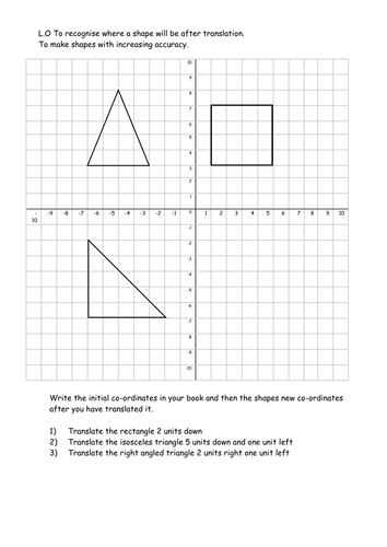 Translation worksheets by hmann07 - Teaching Resources - TES