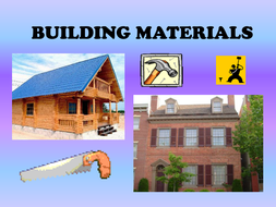 Building Materials Powerpoint