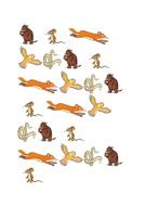 Mini Gruffalo character pics