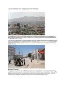 Las ciudades más peligrosas del mundo booklet.docx