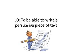 The Ruby in the Smoke- persuasive writing 2