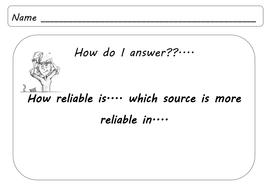 reliability questions.docx