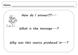 what is the message and why was it produced.docx
