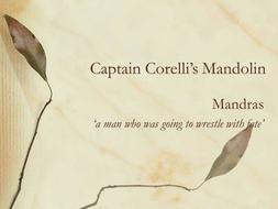 Captain Corelli's Mandolin: Mandras