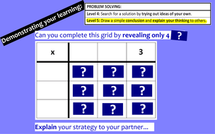 LEVEL 5 - Demonstrate your learning.ppt