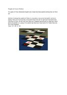 Noughts & Crosses Problem
