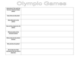 modern olympic worksheet.doc