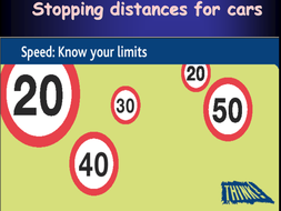 Stopping distances for cars y91.ppt