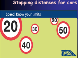 Stopping distances for cars y11.ppt