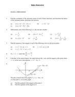 Higher Homework 6.doc