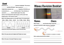 IGCSE Waves Revision Booklet