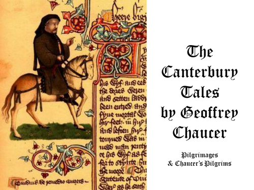 a summary of geoffrey chaucers canterbury tales the knight