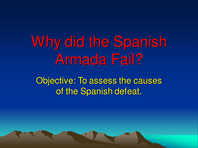 Synthesis Essay Introduction Example Essay On Why The Spanish Armada Failed Simple Essays For High School Students also High School English Essay Topics Why Did The Spanish Armada Fail  Sgs Student Blog Ap English Essays