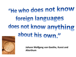 Language Learning Quotes By Ktrowse Teaching Resources