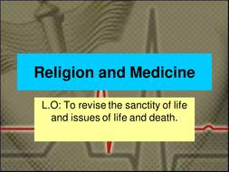 Religion and Medicine