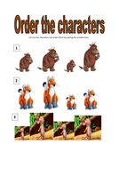order the characters smallest first.docx