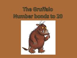 the Gruffalo number bonds to 20.pptx