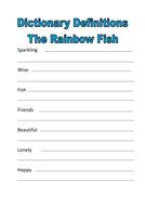 The Rainbow fish story sack part 1