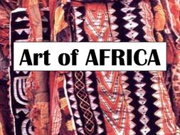 World Art: The Art of Africa