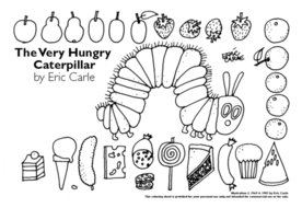 Hungry Caterpillar by beaker13 - Teaching Resources - TES