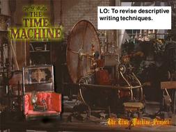 Descriptive Writing The Time Machine