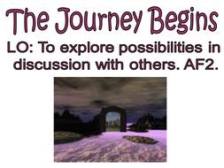 Lesson 2 adventure choices.ppt
