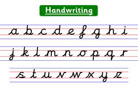 Handwriting Alphabet.pdf