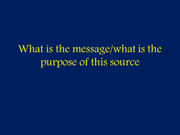 Message and purpose. How to answer.pptx