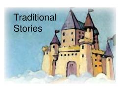 Features of Traditional Tales Quiz