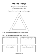 The Fire Triangle by fiendishlyclever - Teaching Resources ... Triangle Shirtwaist Fire Pdf