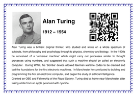Famous Mathematician Posters with QR codes