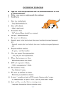 Year 8 English Booster SoW - Skills