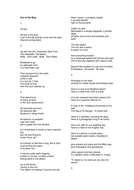 Out of the Blue-armitage 9.11 poem  (full version not extract).doc