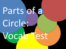 Circles - vocab test.pptx