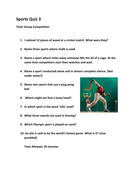 Sports Quiz 3