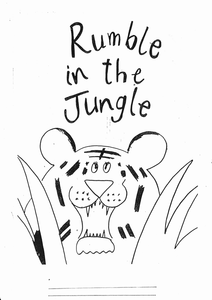 Rumble In The Jungle Activity Booklet 6112762 on 6322
