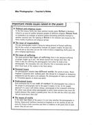 War Photographer - Teacher's Notes.pdf