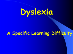 Dyslexia - Powerpoint - quotes.ppt