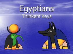 Egyptian Thinking Keys