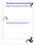 The Muscular System and Exercise (short and long term effects)(1).doc