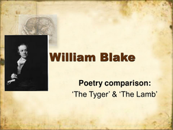 the tyger and the lamb comparison.ppt