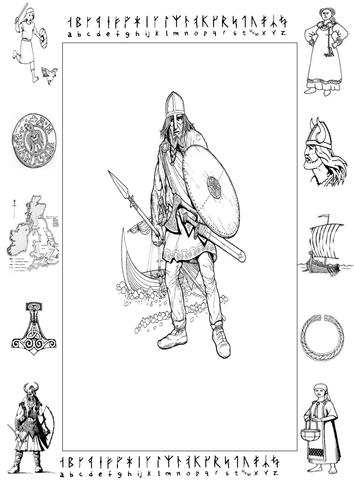 The Vikings by MrsBourdon  Teaching Resources  Tes