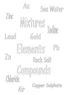 Colour elements, mixtures and compounds