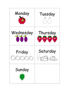 The very hungry caterpillar days.doc